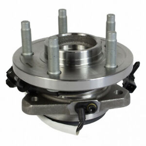 Wheel Bearing and Hub Assembly-4WD, 4-Wheel ABS Front fits 2010 Ford Ranger