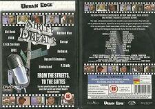 RARE / DVD - STREET DREAMS : URBAN EDGE / RAP US / KID ROCK, P DIDDY, REDMAN, FU