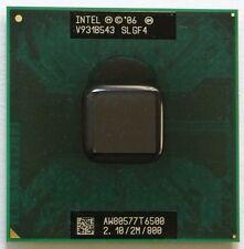SLGF4 Intel Core 2 Duo Mobile T6500 2.1GHz/2/800MHz Socket P Processor