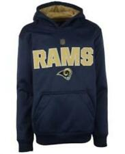Outerstuff Boys' Los Angeles  Rams Flex Performance Hoodie XL