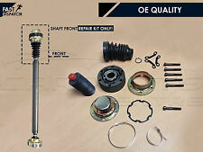 FOR JEEP GRAND CHEROKEE WG WJ FRONT PROPSHAFT FRONT CV JOINT KIT DIFF END