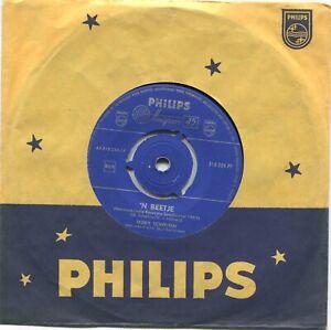 Single Teddy Scholten: ´N beetje (Philips 318 229 PF) NL 1959