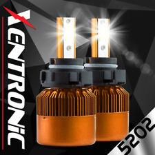 5202 2504 PSX24W LED Headlight Fog Lights HID 6000K Conversion Kit 980W 147000LM