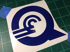 Conrail Quality Vinyl Decal