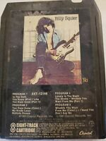 Billy Squier Don't Say No Rare 8XT 512146 Capitol Records 8 Track Cartridge Tape