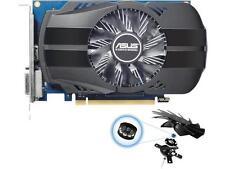 ASUS GeForce GT 1030 2GB Phoenix Fan OC Edition HDMI DVI Graphics Card (PH-GT103