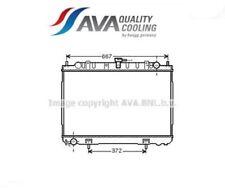 DN2241 Radiatore, Raffreddamento motore (AVA)