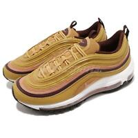 Nike Wmns Air Max 97 Mustard Wheat Gold Womens Running Shoes Sneakers 921733-700