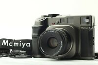 【 N MINT w/ STRAP 】 Mamiya 7 Medium Format Camera + N 80mm f/4 L Lens from JAPAN