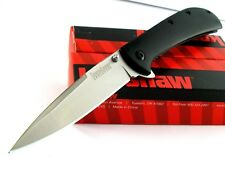 Kershaw Al Mar AM-4 Flipper Speed Assisted Opening G10 Knife BOX 2330