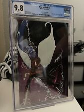 King in Black 2 Turner Rupp's Venom Miles Morales Virgin Variant CGC 9.8