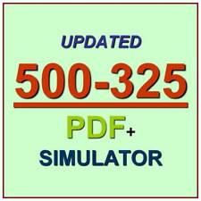 Cisco Collaboration Servers and Appliances CSA Test 500-325 Exam QA PDF+SIM