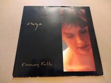 """ENYA """" EVENING FALLS """" 7"""" SINGLE P/S EXCELLENT 1988"""