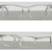 Leicht Damen Herren Brille Brillengestell Eckig Kleine Applikationen Transparent