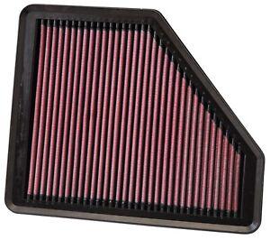 K&N Filters 33-2958 Air Filter Fits 10-12 Genesis Coupe