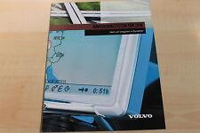 151547) Volvo Truck LKW - Navigationssystem - Prospekt 2007