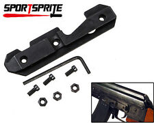 Side Rail Scope Mount for Rifles For Stamped and Milled Receivers Scope Hunting