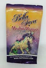 BOOSTER BELLA SARA - EDITION MES AMIS MAGIQUES - NEUF - 5 CARTES n°4