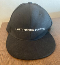 """Beyonce 2016 Formation World Tour """"I Ain't Thinking Bout You"""" Snapback Hat"""