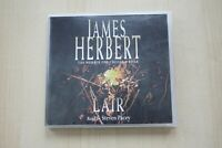 LAIR - James Herbert. Read by Steven Pacey (3xCD SET 1999)