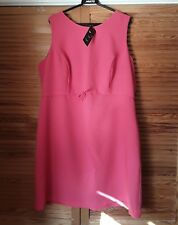 F&f robe rose, taille 20 Bnwt