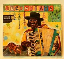 Buck Wheat's - Zydeco Party - CD - 2001 - Rounder Record