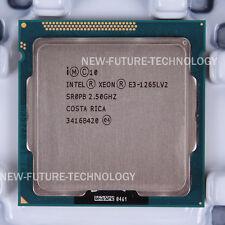 Intel Xeon E3-1265L V2 (CM8063701098906) SR0PB CPU 5GT/s/2.5 GHz LGA1155 100% OK