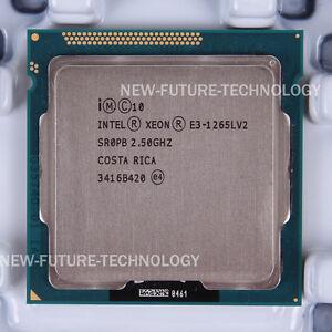 Intel Xeon E3-1265L v2 Processor 2.5 GHz 8M Quad-Core SR0PB LGA 1155 CPU