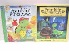 Franklin Books by Paulette Bourgeois & Brenda Clark, Lot of 2 Books