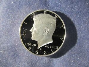 2021-S SILVER KENNEDY HALF  Deep Cameo Mirror Proof PRE SALE APRIL 22 - MAY 22