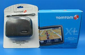 BUNDLE: TomTom XL 335S GPS Navigation System United States & Canada, Case