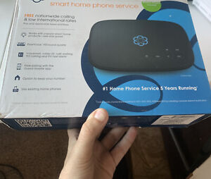 Ooma Telo Smart Home Phone Service, Sealed