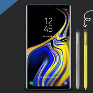 Samsung Galaxy Note9 SM-N960 512GB 128GB Android Mobile Smartphone Single sim