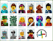 LEGO® 8827 Minifigure Series 6 YOU PICK character SAME DAY ship