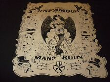 Infamous Shirt ( Used Size XXL ) Good Condition!!!