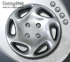"14"" Inch Hubcap Wheel Rim Covers 4pc, Style Code 018 14 Inches Hub Caps T2 Style"