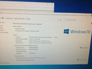 HP Pavilion 500 Desktop PC AMD A8-5500 3.20GHz 8GB 1TB Windows 10 Home.