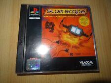 slamscape SONY PLAYSTATION 1 PS1 Versión Pal