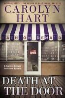 Death at the Door [Death on Demand Bookstore] by Hart, Carolyn , Hardcover