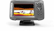 Lowrance Hook 2 5X Splitscreen WM/ROW Sonar Fishfinder Fishing Echo Sounder