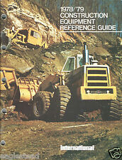 Equipment Brochure Ih Construction Product Line 197879 E2743
