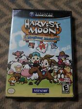 Harvest Moon: Magical Melody (Nintendo GameCube, 2006) no manual