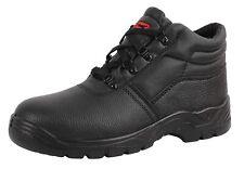 Blackrock SF02 Safety Chukka Boot SB-P SRC, Black, 8 UK (42 EU)work construction