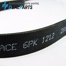 GENUINE Serpentine Belt 6PK1212