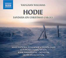 Vaughan Williams: Hodie (Fantasia on Christmas Carols), New Music