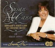 SUSAN McCANN IRELAND'S FIRST LADY OF COUNTRY MUSIC