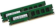 2x 4GB 8GB RAM PC Speicher DIMM DDR3 1333 Mhz 1066 Mhz