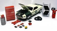 HOBBY GEAR GARAGE EQUIPMENT 18420 1:24 DIORAMA ACCESSORYS PHOENIX CAR NOT INCL.