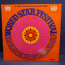 World star festival : BEE GEES / RAY CHARLES / SAMMY DAVIS / SINATRA / SUPREMES