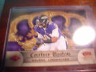 COURTNEY UPSHAW, RAVENS, 2012 CROWN ROYALE RETAIL ROOKIE FOOTBALL CARD #170. rookie card picture